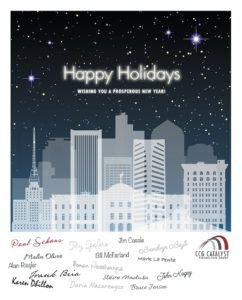 Happy Holidays from CCG Catalyst