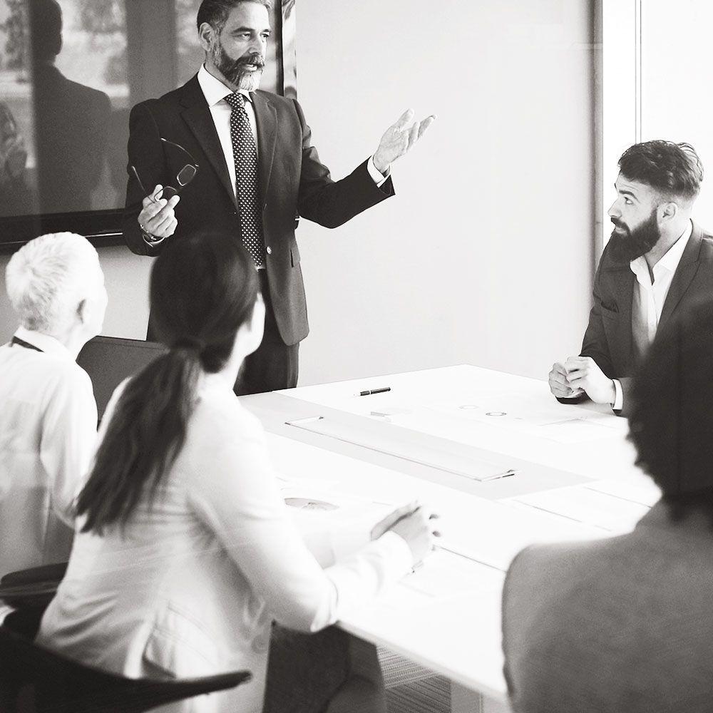 Board & Executive Facilitation