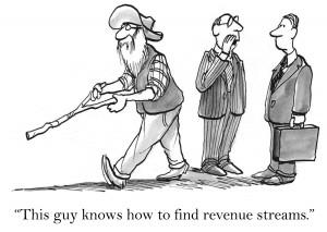 BSA A Revenue Stream