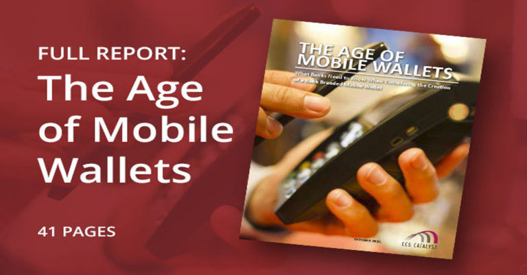 The Age of Mobile Wallets