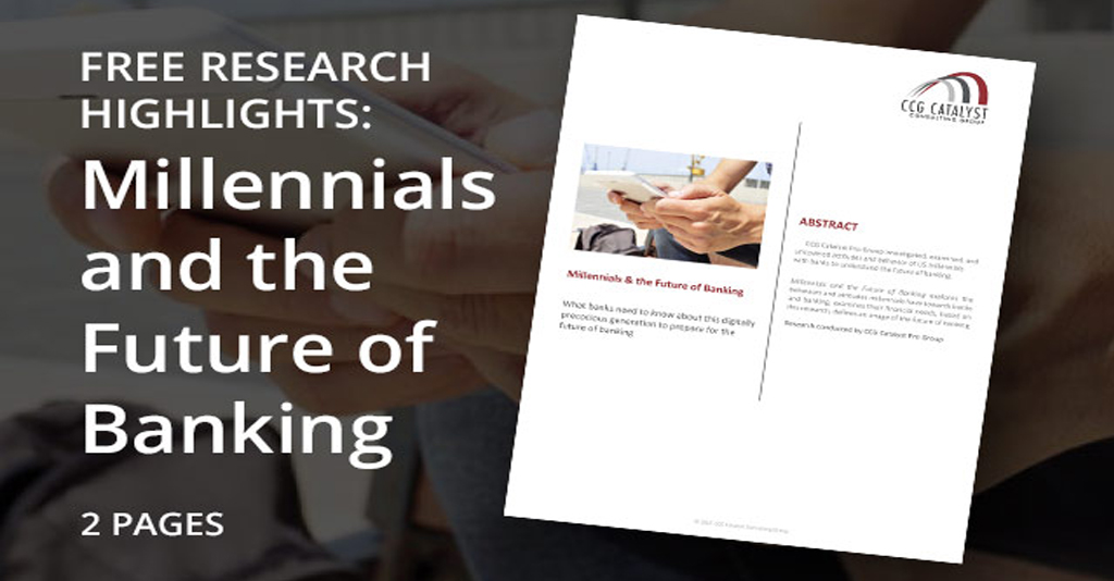 Abstract - Millennials and the Future of Banking