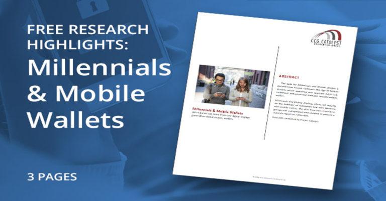 Abstract-Millennials & Mobile Wallets