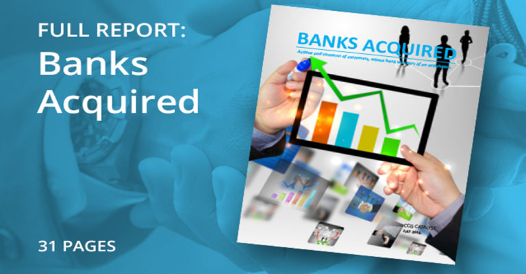 Banks Acquired