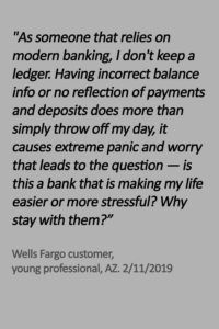 Wells Fargo: New Logo Can't Mask Same Old Technology