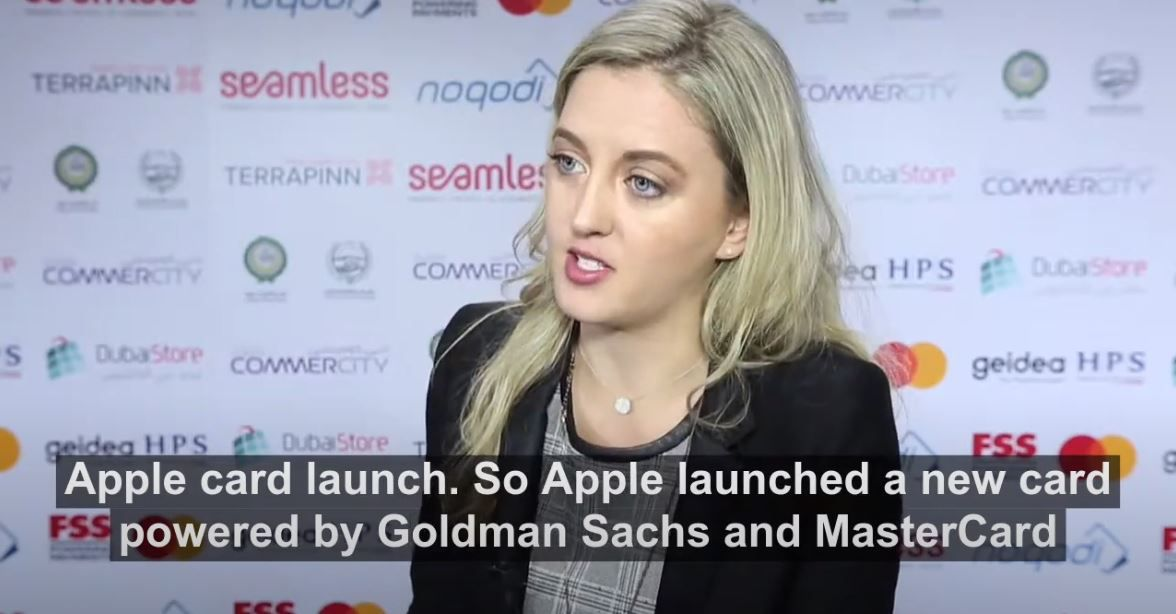 Scarlett Sieber of CCG Catalyst Talks Neobanks, Mobile Payments, Regulations and More at Seamless Middle East