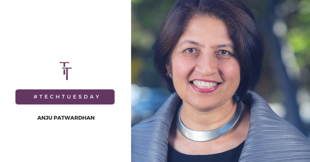 Tech Tuesday: Anju Patwardhan, Managing Director, CreditEase Fintech VC Fund