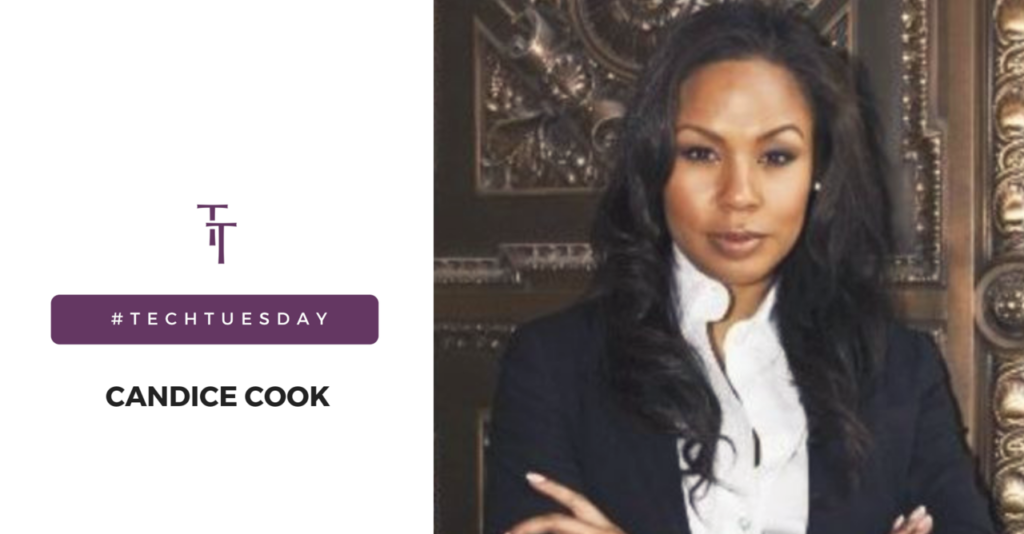 Tech Tuesday: Candice S. Cook Simmons Founder and Managing Member of The Cook Law Group, PLLC