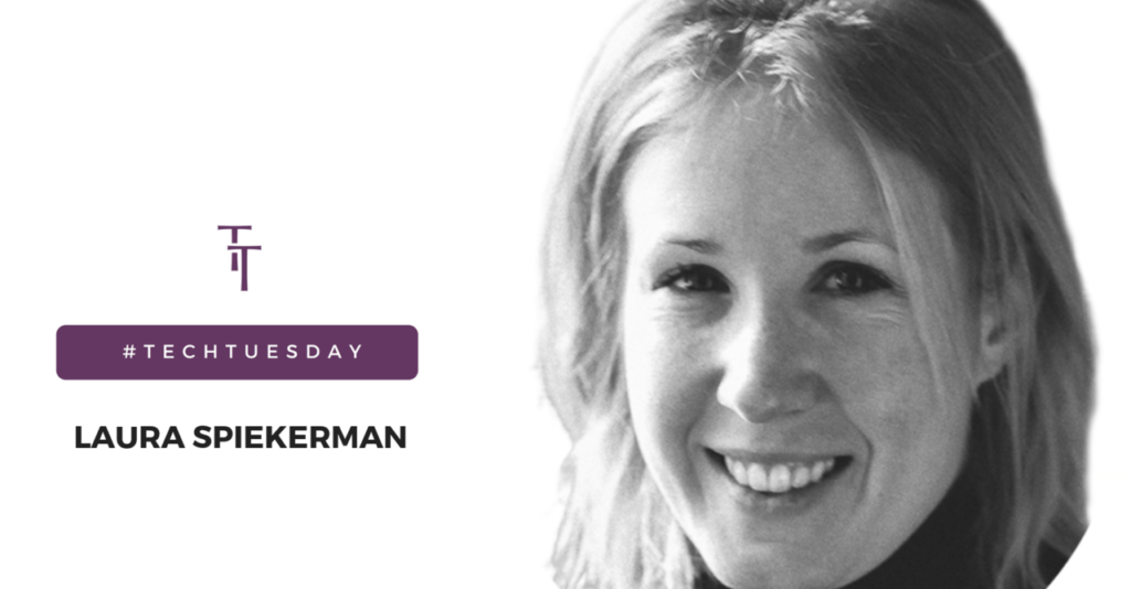 Tech Tuesday: Laura Spiekerman, Co-founder and CRO at Alloy