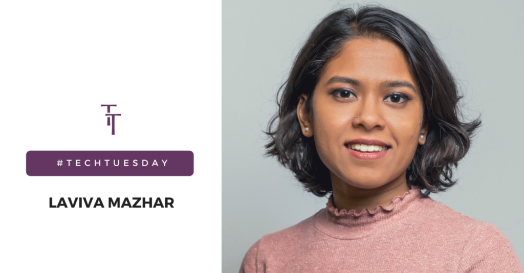 Tech Tuesday: Laviva Mazhar, Investment Analyst at Luge Capital
