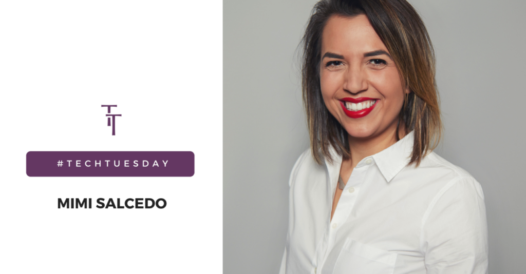 Tech Tuesday: Mimi Salcedo, COO & Co-Founder of WinWin