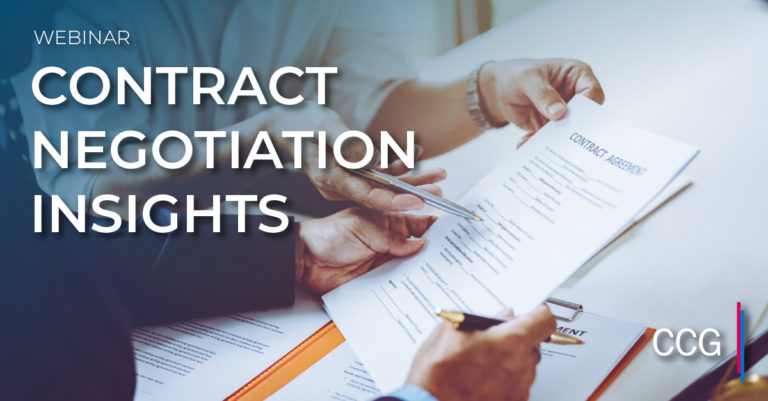 Contract Negotiations Insights