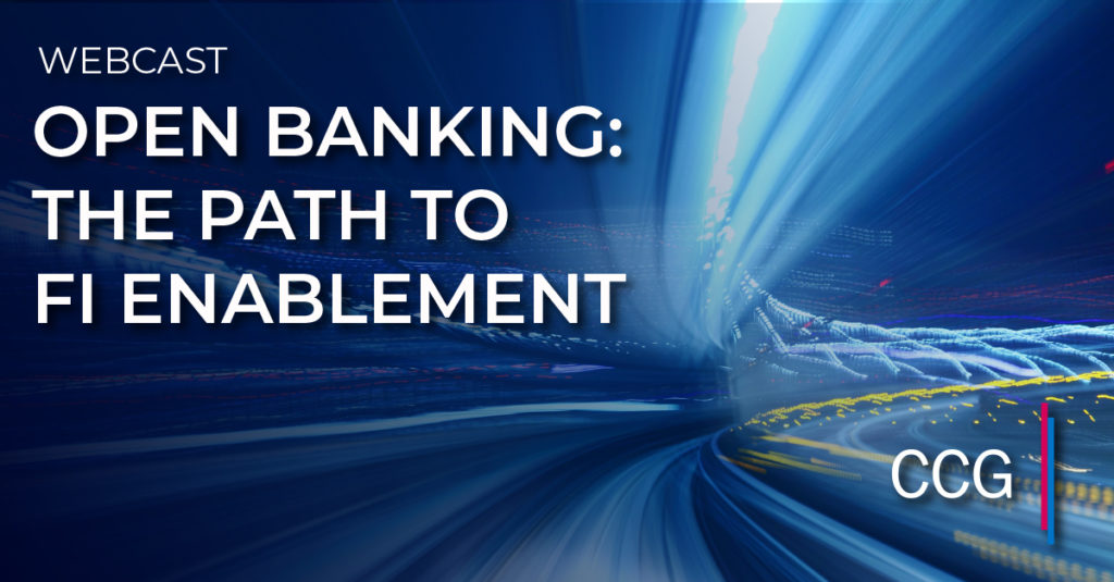 Open Banking: The Path to FI Enablement