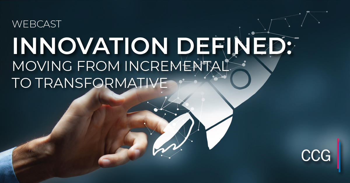 Innovation defined Moving From Incremental to Transformative