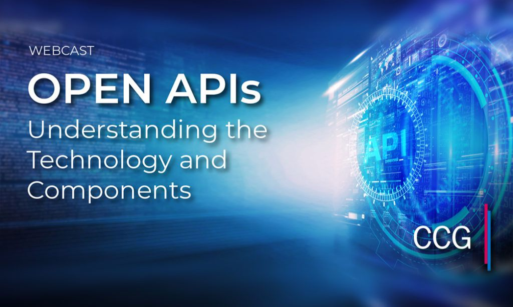 Open APIs – Understanding the Technology and Components