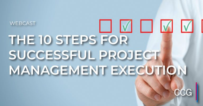 The 10 Steps for Successful Project Management Execution