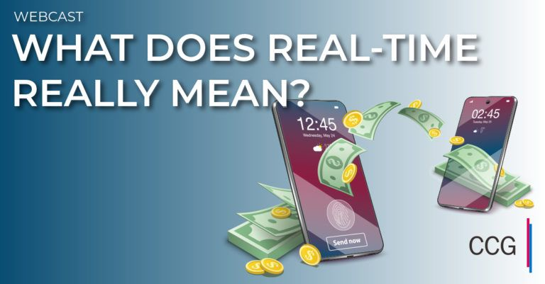What Does Real-time Really Mean?