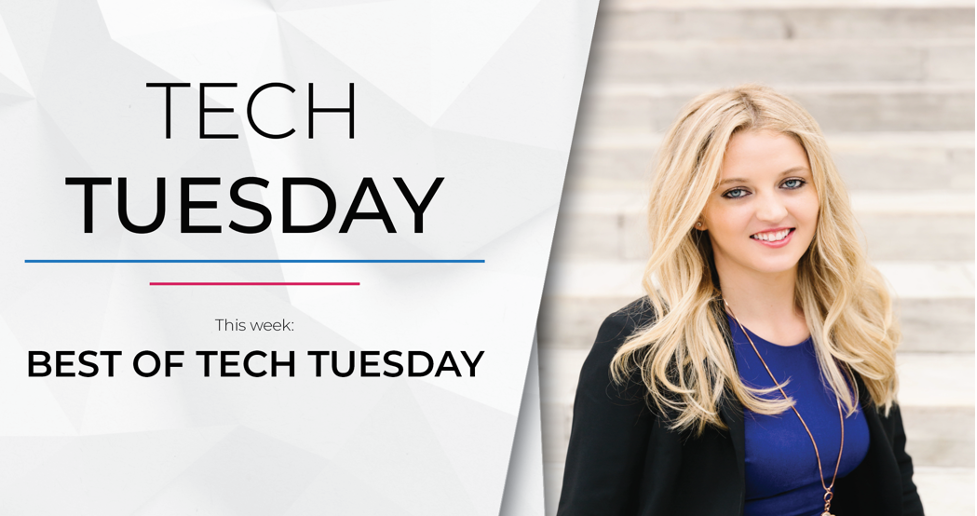 The Best of Tech Tuesday 2020