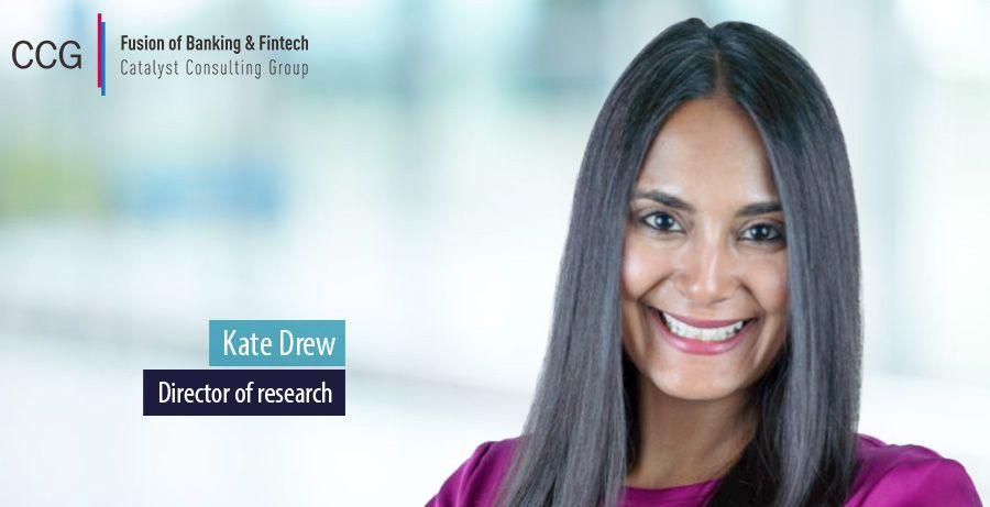 Kate Drew Recognized in Top 100 Women in Fintech